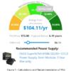 Power Supply Calculator - PSU Calculator | OuterVision